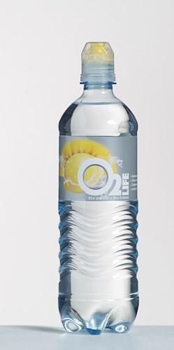 O2 life pet 6 x 0,75 l lemon-grapefruit