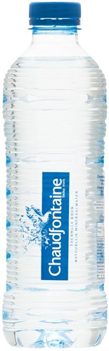 Chaudfontaine Blauw pet 24 x 0,5 l