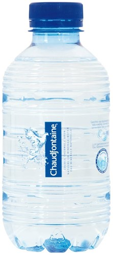 Chaudfontaine Blauw pet 24 x 0,33 l