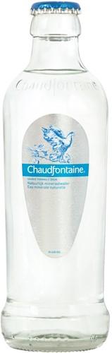 Chaudfontaine Blauw krat 24 x 0,25 l