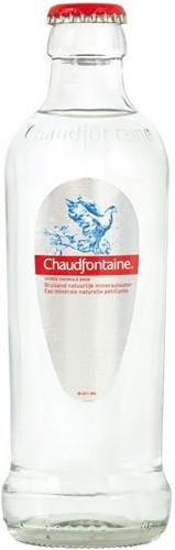 Chaudfontaine Rood krat 24 x 0,25 l