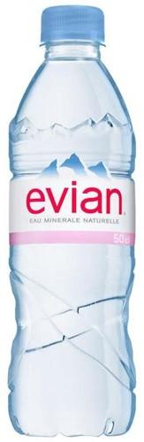 Evian pet 24 x 0,5 l