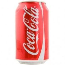 Coca Cola blik 24 x 0,33 l