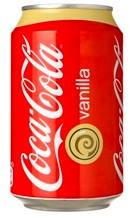 Coca Cola Vanille blik 24 x 0,33 l