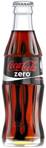 Coca Cola Zero krat 24 x 0,2 l