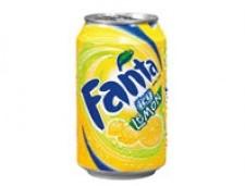 Fanta Lemon (int) blik 24 x 0,33 l
