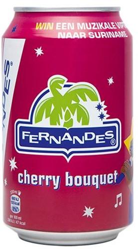 Fernandes Cherry Bouquet blik 24 x 0,33 l