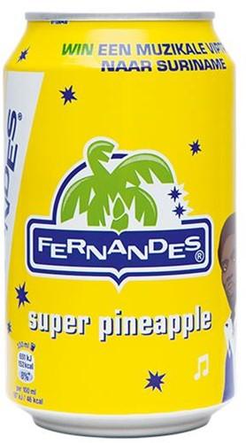 Fernandes Super Pineapple blik 24 x 0,33 l