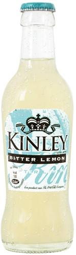 Kinley Bitter Lemon krat 24 x 0,2 l