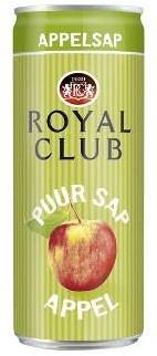 Royal Club Appel blik 24 x 0,25 l