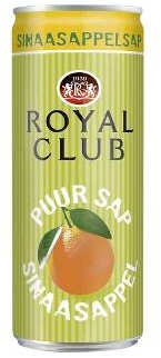 Royal Club Jus d Orange blik 24 x 0,25 l