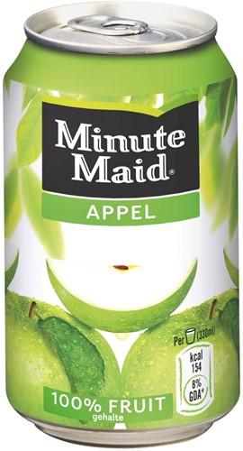 Minute Maid Appel blik 24 x 0,33 l