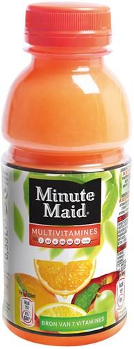 Minute Maid Multivitamine pet 24 x 0,33 l