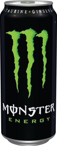 Monster Energy blik 12 x 0,5 l