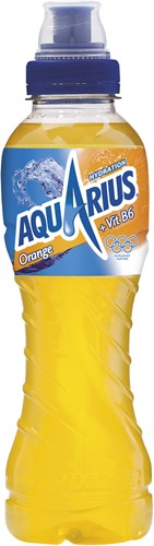 Aquarius pet 12 x 0,5 l orange