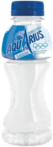 Aquarius pet 24 x 0,33 l lemon