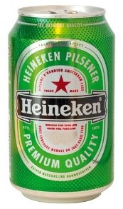 Heineken blik 24 x 0,33 l