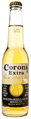 Corona beer doos 24 x 0,33 l