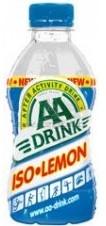 AA-Drink Iso-Lemon doos 24 x 0,33 l