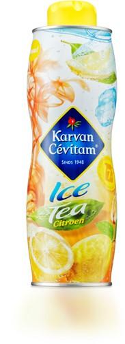 Karvan Cevitam fles 0,75 l icetea citroen