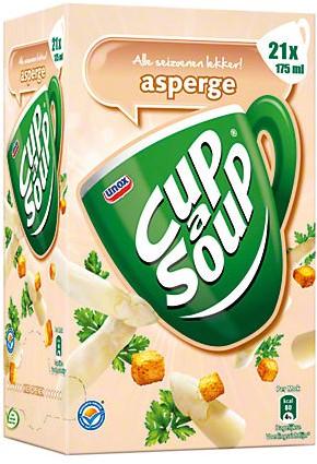 Cup a Soup doos 21 st asperge