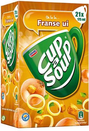 Cup a Soup doos 21 st franse ui