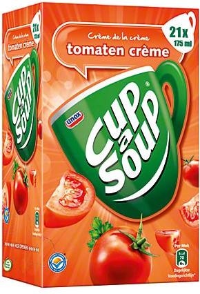 Cup a Soup doos 21 st tomaten creme