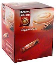 Douwe Egberts Cappuccino sticks doos 80 st