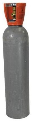 Koolzuurcilinder 2 kg