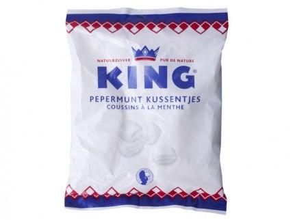 King Pepermunt kussentjes zak 1 kg