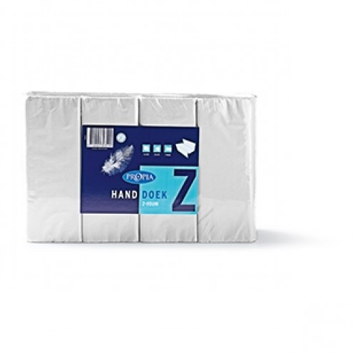 Propia handdoekjes C-fold doos 20 st
