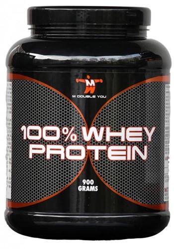 MDY 100% Whey pot 900 gr banaan