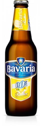 Bavaria Radler Lemon 0.0 krat 24 x 0,3 l