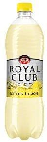 Royal Club Bitter Lemon pet 6 x 1 l