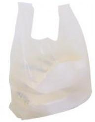 Plastic Tasjes 100 st