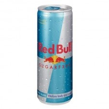 RedBull Light blik 24 x 0,25 l