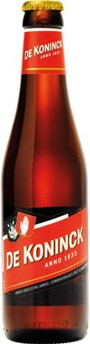 De Koninck Bier krat 8 x 0,33 l