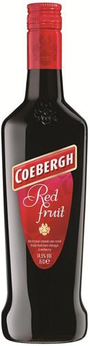 Coebergh Red Fruit fles 1 l