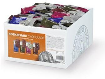 Alex Meijer Koekjesmix Choco apart verpakt