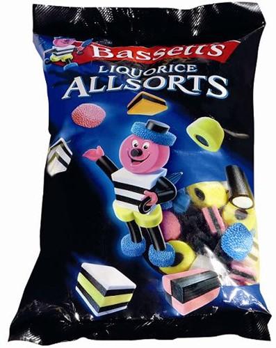 Bassett's Engelse Drop zak 1 kg
