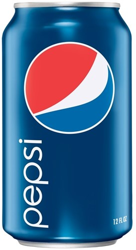 Pepsi (int) blik 24 x 0,33 l