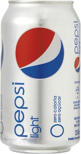 Pepsi Light blik 24 x 0.33 l