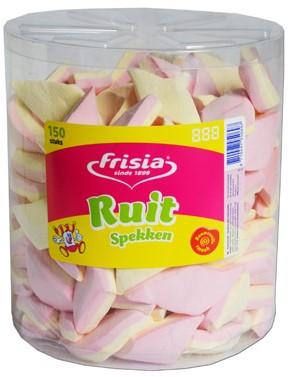 Frisia Vanillespekruiten zak 150 st