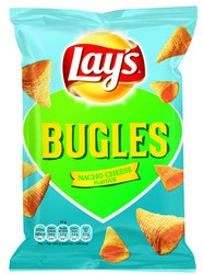 Lay's Bugles nacho cheese mini 24 x 30 gr