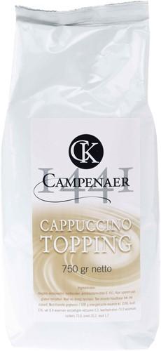 Campenaer Cappuccino topping zak 750 gr