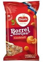 Duyvis borrelnootjes cocktail zak 1 kg
