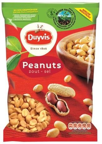Duyvis pinda's gezouten zak 1 kg