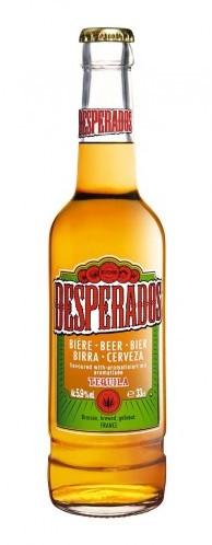 Desperados fles 8 x 0,33 l