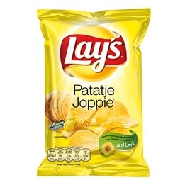 Lay's chips Patatje Joppie 20 x 40 gr