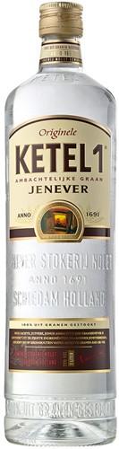 Ketel 1 Jonge Jenever fles 1 l